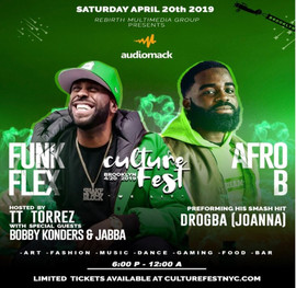 4/20 Friendly Culture Fest is Brooklyn's New Reign of Fire!