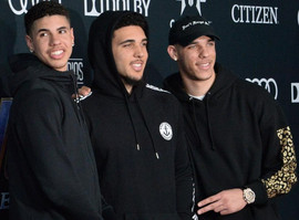 Lonzo, LaMelo, and LiAngelo Ball Plan To Sign With Roc Nation Sports