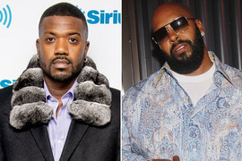 Suge Knight Has Signed His Life Rights Over To Ray J