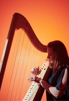 Aileen Henry - Harp