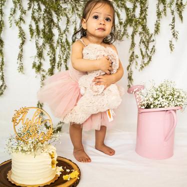 Ayla's One Year Milestone