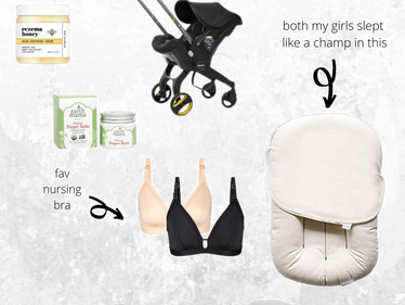 Baby & Postpartum Must-Haves