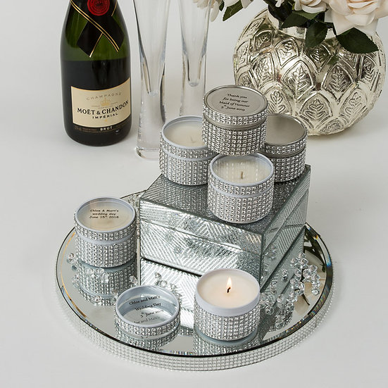 100 for £700 Signature Glam Candles