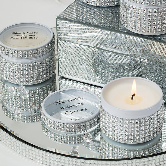 50 for £350 Signature Glam Candles