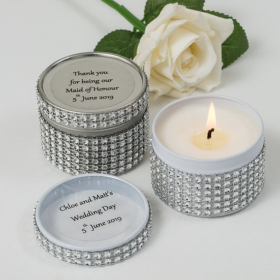 10 for £100 Signature Glam Candles
