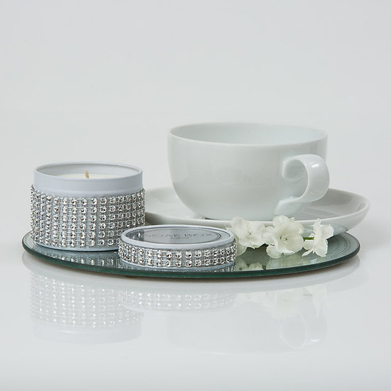 Weddings - Tea Party Signature Glam Candle