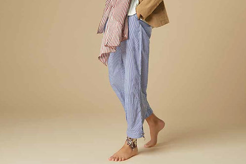 Pantalone Cotone con elastico