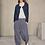 Thumbnail: Pantalone quadri in cotone