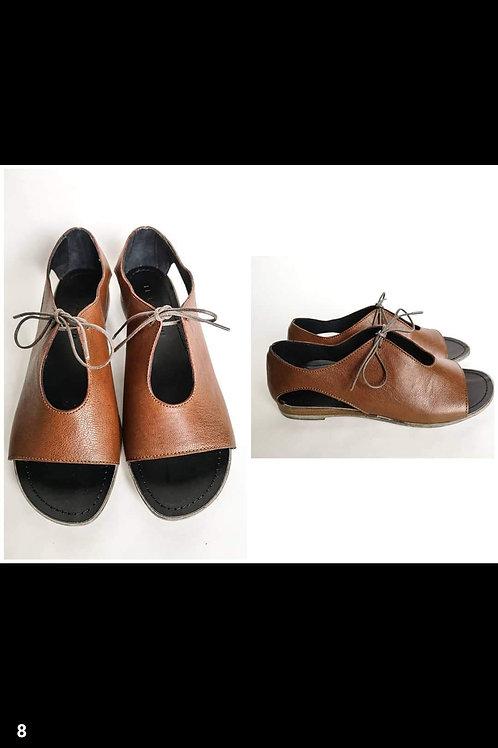 Sandalo stringato