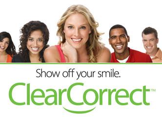 Clear Correct unsichtbare Zahnkorrektur Pilot Praxis