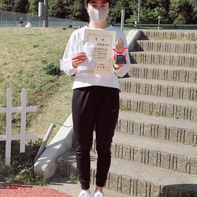 第26回東京都チャンピオンシップ《女子シングルス》3位