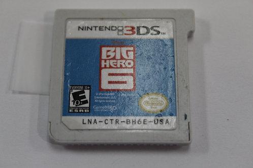 (Nintendo 3DS) Big Hero 6