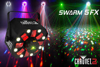 Chauvet SWARM5FX Swarm 5FX Effect Light (Online Only)
