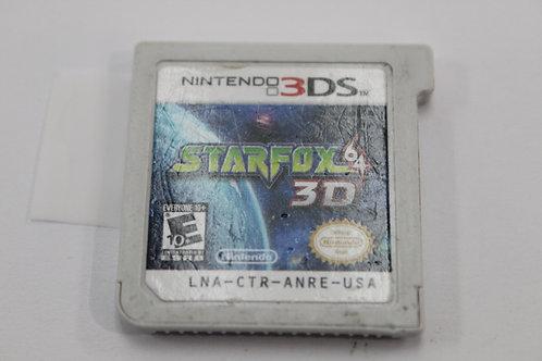 (Nintendo 3DS) StarFox 64 3D