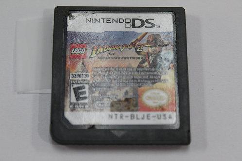 (Nintendo DS) Indiana Jones 2 The Adventure Continues