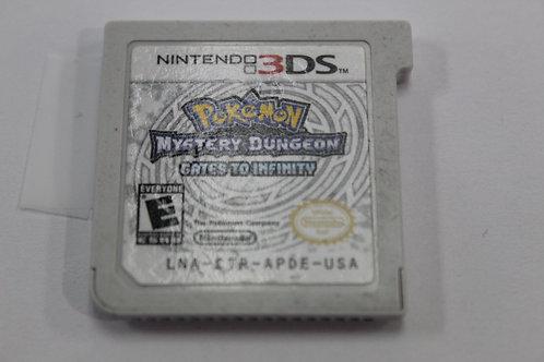 (Nintendo 3DS) Pokemon Mystery Dungeon Gates To Infinity
