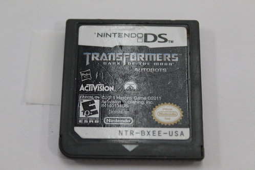 (Nintendo DS) Transformers, Dark of the Moon Autobots