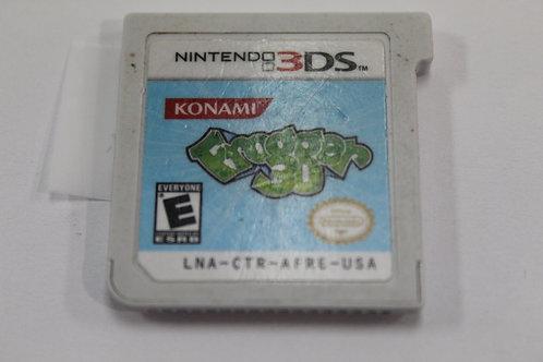 (Nintendo 3DS) Frogger 3D