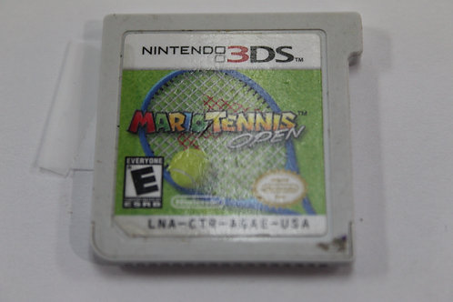 (Nintendo 3DS) Mario Tennis Open