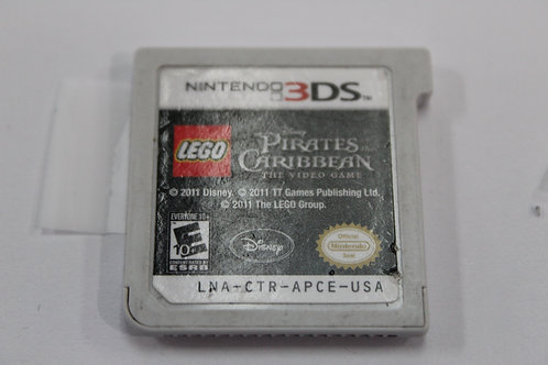 (Nintendo 3DS) Lego Pirates Of The Caribbean The Video Game