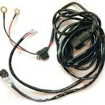 Universal Led Light Bar Wire Harness (Online Only)