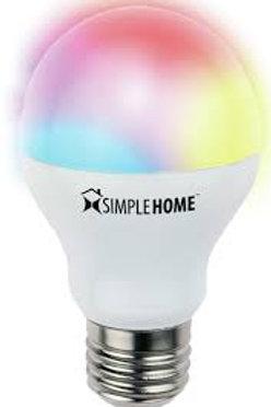 Multicolor WiFi Smart LED Bulb (Online Only)