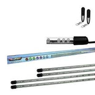 Pipedream NLF3648SLM Flexible Slimline Multicolor Undercar LED Kit (Online Only)