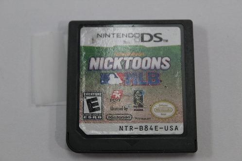 (Nintendo DS) Nicktoons MLB