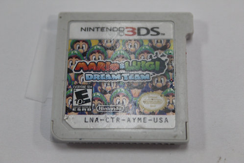 (Nintendo 3DS) Mario & Luigi Dream Team