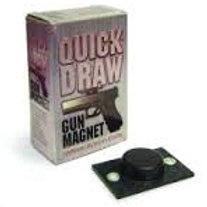 Quick Draw Gun Magnet (Online Only)