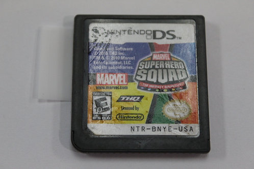 (Nintendo DS) Marvel Super Hero Squad The Infinity Gauntlet