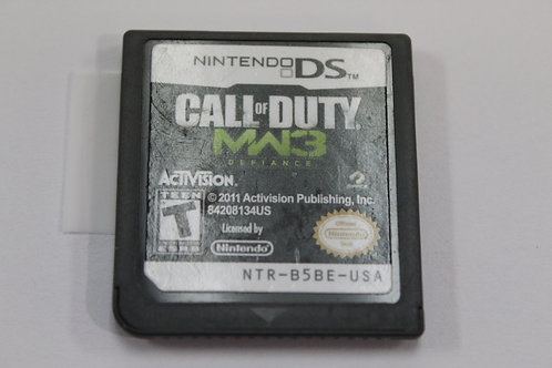 (Nintendo DS) Call Of Duty MW3 Defiance