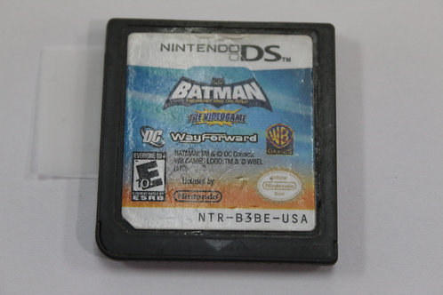 (Nintendo DS) Batman The Brave and The Bold