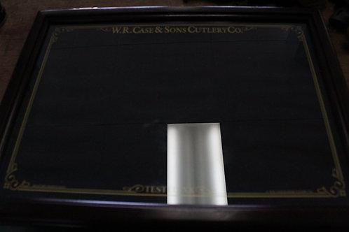 W.R. Case & Sons Knife Shadow Display Box