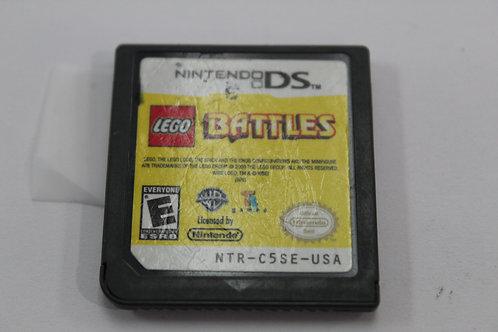 (Nintendo DS) Lego Battles