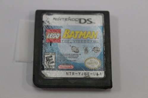 (Nintendo DS) Lego Batman The Video Game