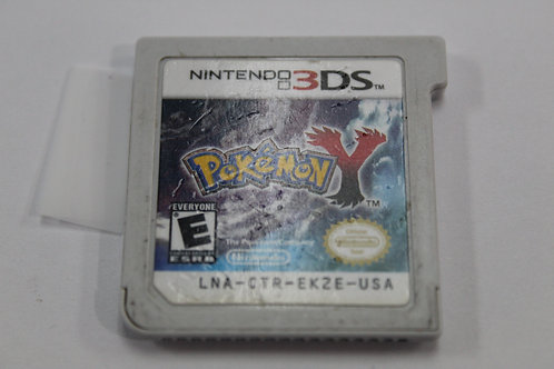 (Nintendo 3DS) Pokemon Y