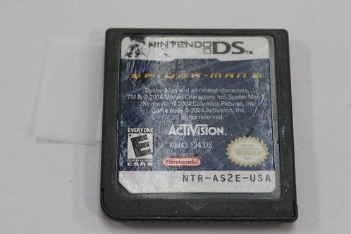 (Nintendo DS) Spider-Man 2
