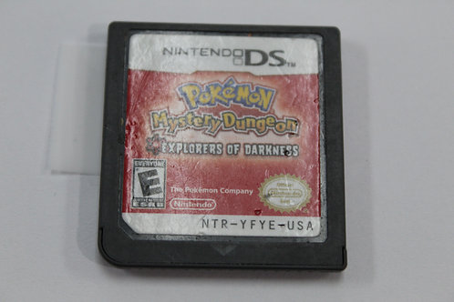 (Nintendo DS) Pokemon Mystery Dungeon Explorers Of Darkness