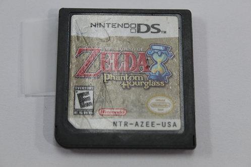 (Nintendo DS) Zelda Phantom Hourglass