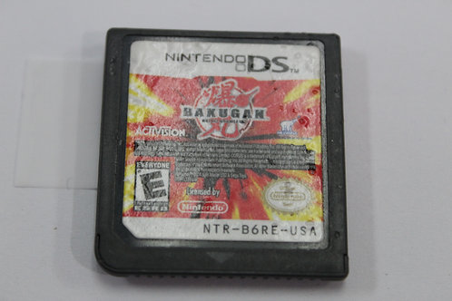 (Nintendo DS) Bakugan Battle Brawlers