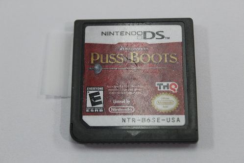 (Nintendo DS) Puss In Boots