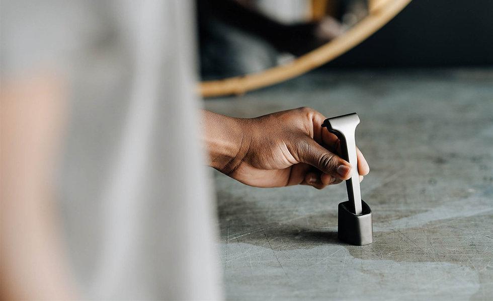 Supply Co Single edge razor 2.0
