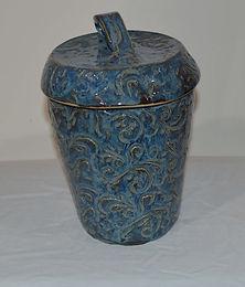Blue lidded jar.jpg
