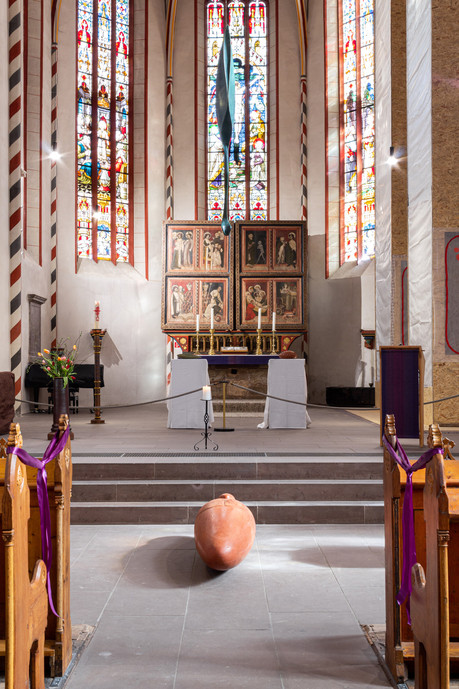 Jacobikirche, Göttingen, 07.03. - 15.04.2021