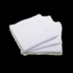 wite zakdoek ca 30 x 30 cm - zakdoek.nl