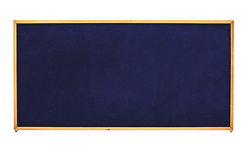 Tableau d'affichage en feutrine