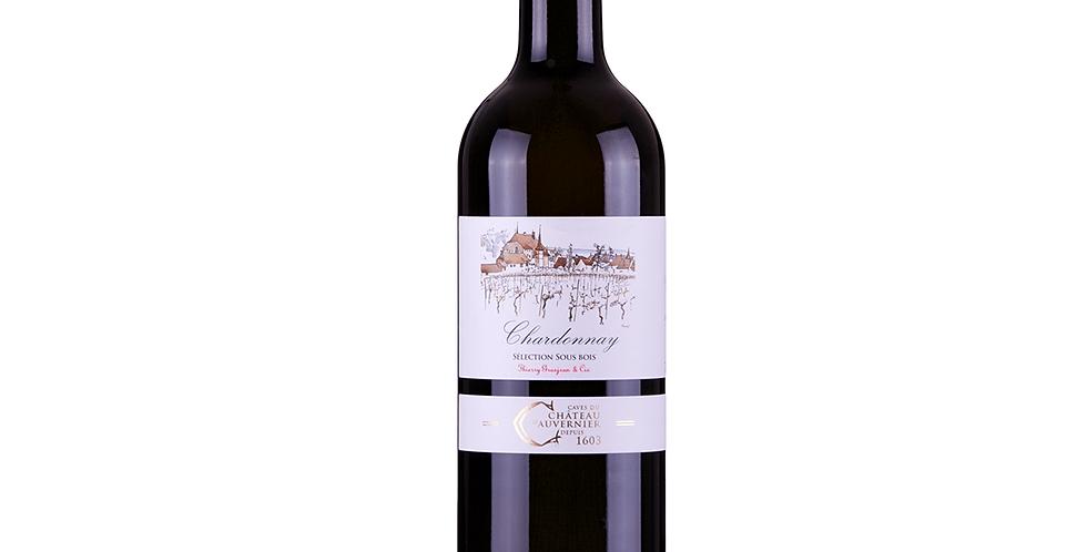 Chateau d'Auvernier Barrique Selection  Chardonnay Premier Oaked Aged 2019