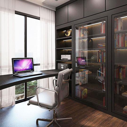 Residential: Hedges Park Condominium