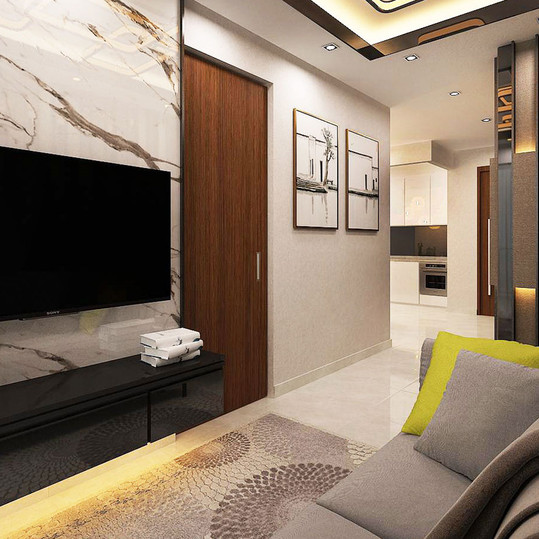 Residential: Robinson Suites